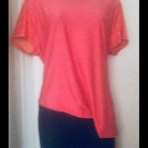 Under Armour combo Capri and semi fitted tee Xl